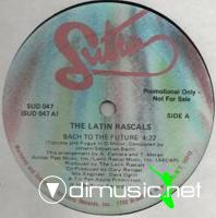 The Latin Rascals - Bach To The Future - Single 12'' - 1986