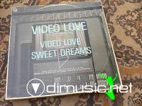 Phil Steele - Video Love - Single 12'' - 1986
