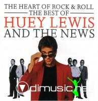 Huey Lewis & The News - The Heart Of Rock And Roll - 1992