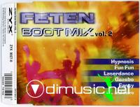 Cover Album of Various - Feten Boot Mix Vol.2
