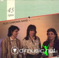 Alex Chroma Band- Lilly Daniele - A New Day-Stormy Little Love (1986)