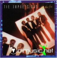 The Impressions - Fan The Fire - 1981