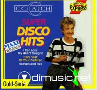 C.C.Catch - Super Disco Hits[flac]