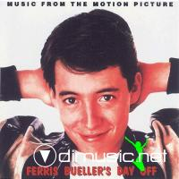Ferris Bueller's Day Off Original Soundtrack - 1986