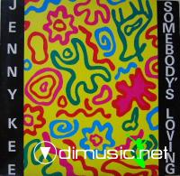Jenny Kee - Somebody's Loving - Single 12'' - 1989
