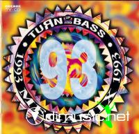 VA - Turn up the bass Megamix 1993 [Flac]