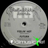 Futura - Feelin' Hot - Single 12'' - 1982