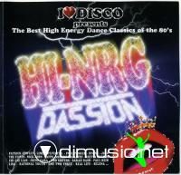 Various - I Love Disco Hi-Nrg Passion Vol.1 [APE]