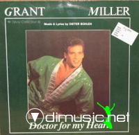 Grant Miller - (1986) - Doctor For My Heart 12''