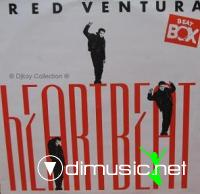 Cover Album of Fred Ventura - (1988) - Heartbeat 12''