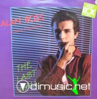 Alan Ross - The Last Wall (Swedish Remix) 12'' 1986