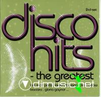 Disco Hits - The Greatest (Flac)