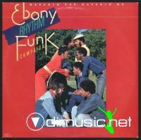 Ebony Rhythm Funk Campaign - Watching You, Watching Me - 1976