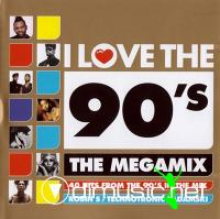 VA - I Love The 90s The Megamix-2010