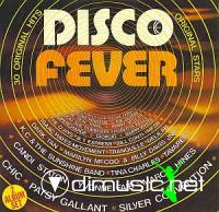 Disco Fever VA: 30 Original Hits - K-Tel - 1978