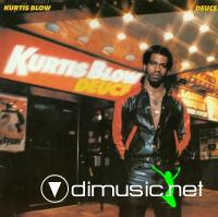 Cover Album of Kurtis Blow - Deuce - 1981