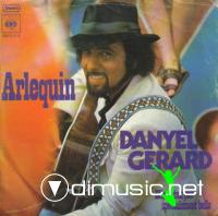 Danyel Gйrard - Arlequin - Single 7'' - 1972
