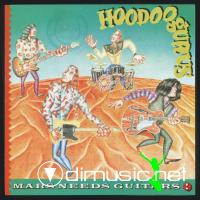 Cover Album of Hoodoo Gurus - Mars Needs Guitars! (CD, Album) 1985