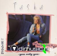 Tasha - You Only You - Single 12'' - 1988