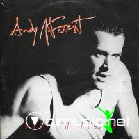 Andy J. Forest - Baby I'm Alone - 12'' Single - 1987