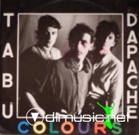 Tabù D'Apache - Colours - Single 12'' - 1986