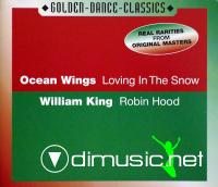 Cover Album of Ocean Wings,William King--Loving In The Snow,Robin Hood[Flac]