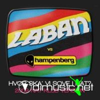 Laban vs. Hampenberg - Hvor Ska'Vi Sove I Nat (2009 Nat-Klub Version)
