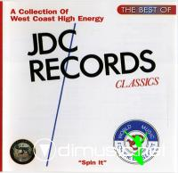 Various - The Best Of JDC Records - Spin It (1995)