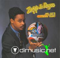 Cover Album of Zapp & Roger - All The Greatest Hits 1993