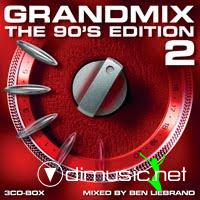 Cover Album of Ben Liebrand - Grandmix The 90's Edition 2