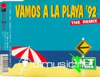 TN'T Party Zone* - Vamos A La Playa '92