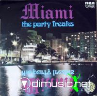 Miami - The Party Freaks - 1975