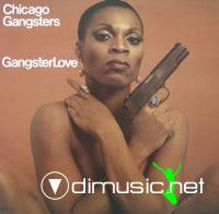 Cover Album of Chicago Gangster - Gangster Love - 1976