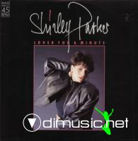 Shirley Parker - Lover For A Minute (Vinyl 12) 1986