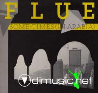 Flue - Some-Times (In Arabia) - Single 12'' - 1987