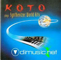 Cover Album of Koto - Plays Synthesizer World Hits[APE]