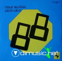 Public Relation - Eighty Eight - Single 12'' - 1988