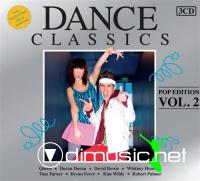 VA - Dance Classics Pop Edition Vol. 2 (3CD) [2010]
