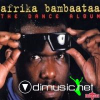 Afrika Bambaataa - The Dance Album - 2004