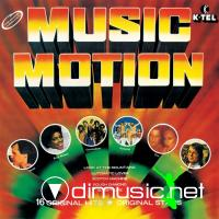 VA Music Motion - K-Tel - 1978