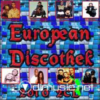 VA - European Discothek 2CD (2010)