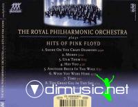 Cover Album of The Royal Phillarmonic Orchestra Plays Hits Of Pink Floyd - 1994