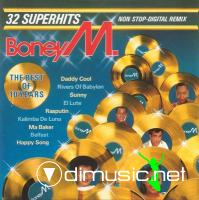 Boney M - 1986 - The Best Of 10 Years