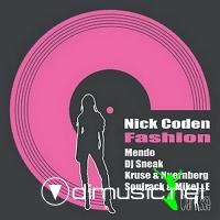 Nick Coden - Fashion (CDr) 2010
