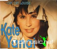 Kate Yanai - Cry, Cry Louise  - Single 12'' - 1994