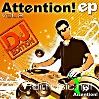 Attention EP Vol 2 (DJ Edition)