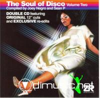 The Soul Of The Disco - Compilled By Joey Negro & Sean P. - 2006