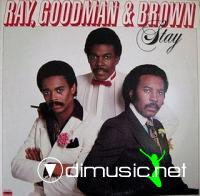 Ray, Goodman & Brown - Stay - 1981