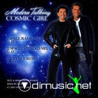 Modern Talking - Cosmic Girl (space mix) 2010