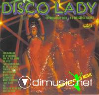 Disco Lady VA - K-Tel - 1976